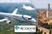 49 Euro statt 99 Euro – Hin- und Rückflug nach Verona mit Air Dolomiti